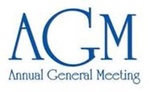 MEN'S AGM CHANGE OF DATE