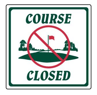 COURSE CLOSED AT PRESENT.